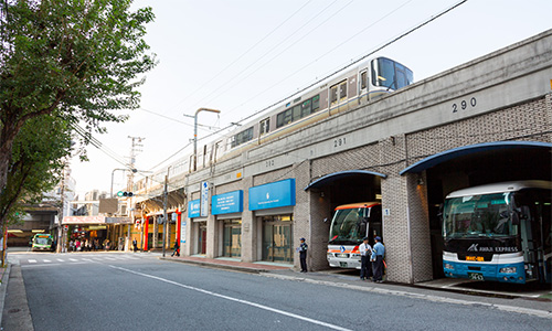 三宮 高速バス