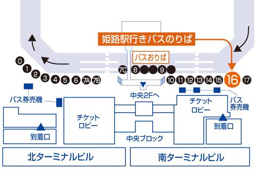 大阪(伊丹)空港〈南16番〉